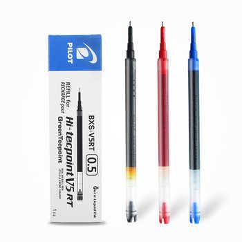 Japan original pilot  bxs - v5rt press pen refill cartridges for BXRT-V5/BX-GR5 Hi-tecpoint 0.5 mm - DISCOUNT ITEM  20% OFF All Category