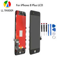 AAA Quality LCD For iPhone 8 Plus Touch Screen Replacement Assembly Display Digitizer iPhone8 Plus LCD Pantalla+Tools