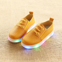 High Quality LED Flash Children Shoes Classic Cool Boys Girls Shoes Sports Running Shoes Baby Kids