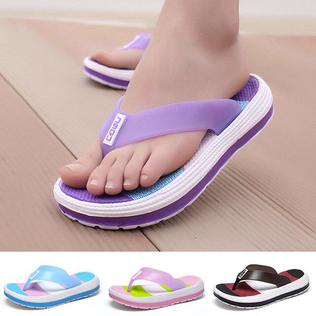 Женские летние прозрачные Вьетнамки; Новинка; повседневная женская пляжная обувь на плоской подошве; женская модная разноцветная обувь для пар