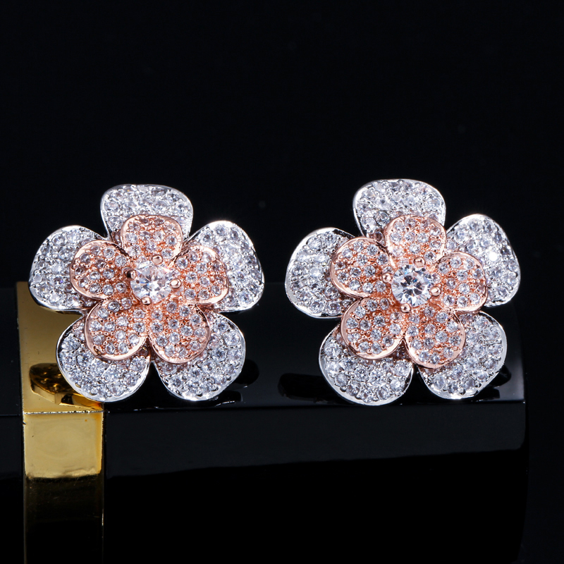 flower stud earrings4