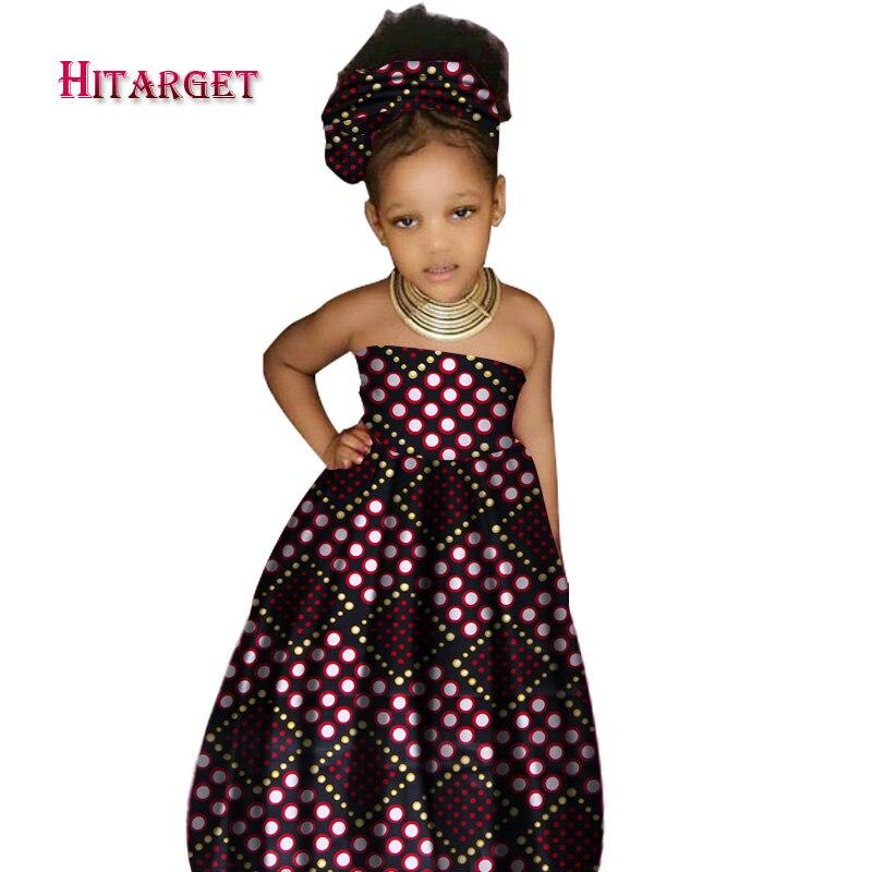 African Cute Kid S Clothing Girl S Dashiki Traditional 100 Wax
