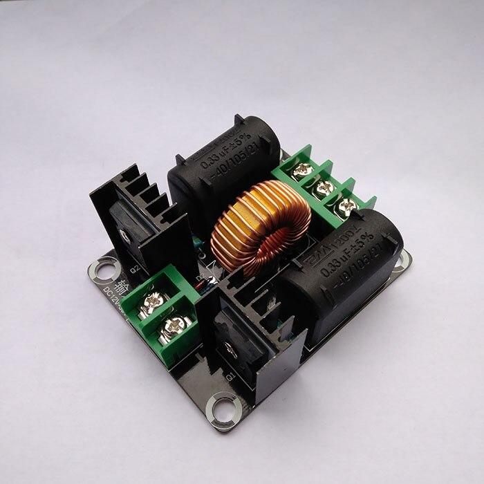 ZVS Тесла Катушки питания Boost высоковольтный генератор приводная пластина индукционного нагрева