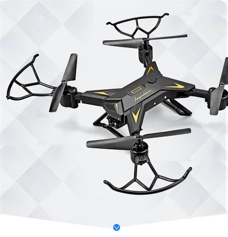 RC Helicopter Drone with Camera HD 1080P WIFI FPV Selfie Drone Professional Foldable Quadcopter  Minutes Battery Life 13