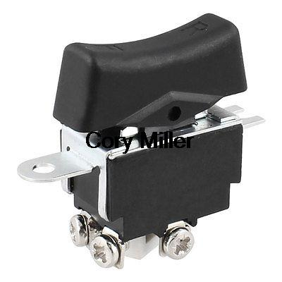 Electric Power Drill Reversing Module Speed Control Trigger Switch AC 250V 12A