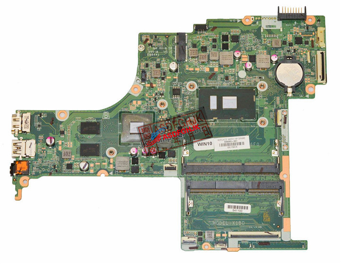 Original FOR HP 15-AN051DX Laptop Motherboard  i7-6500U 2.5Ghz CPU 836093-601 DAX1BDMB6F0 fully tested Original FOR HP 15-AN051DX Laptop Motherboard  i7-6500U 2.5Ghz CPU 836093-601 DAX1BDMB6F0 fully tested