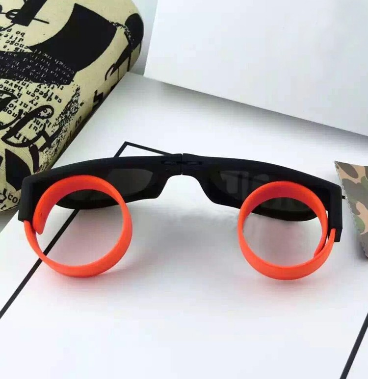 Portable Folding Bracelet Sunglasses  (27)