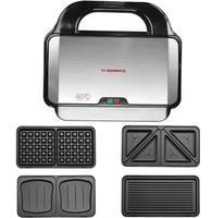 Adjustable Temperature Contral Sandwich Maker 220V Electric Waffle Maker Kitchen Appliance Tools SW 93