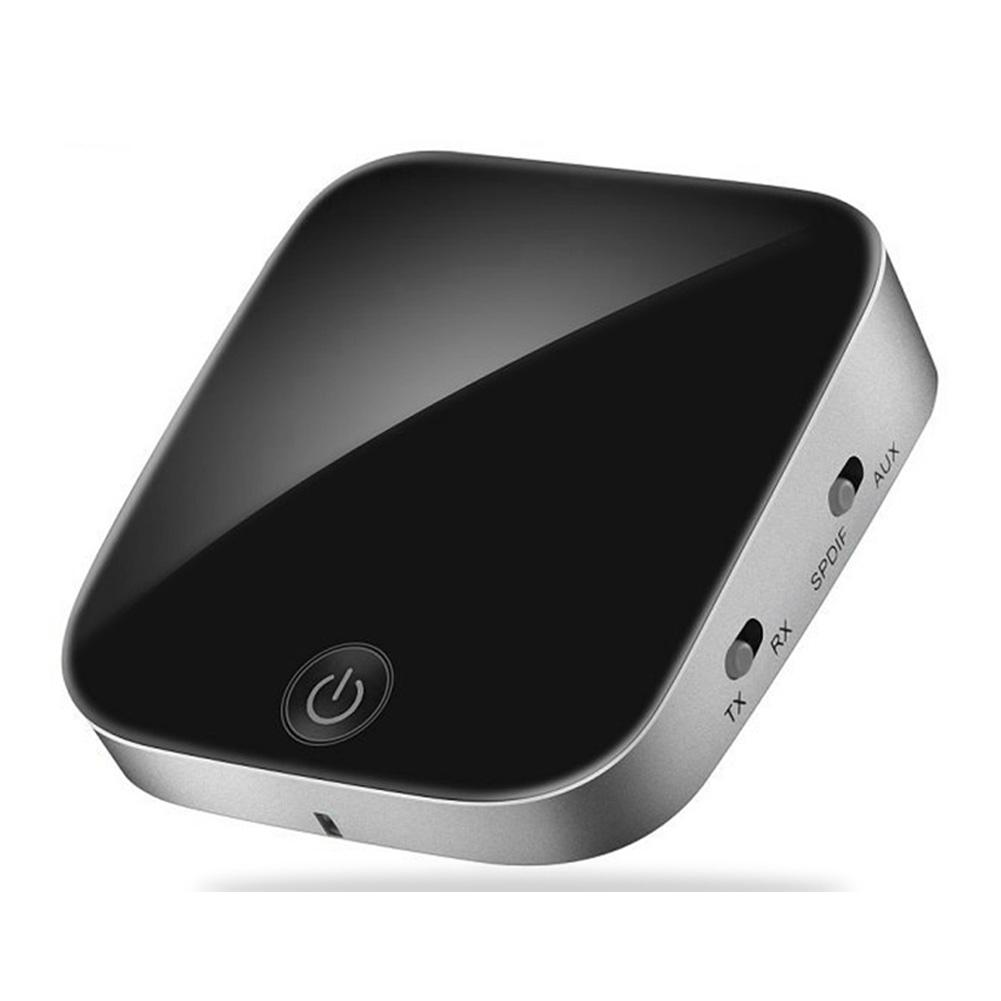 HobbyLane Bluetooth Transmitter Receiver Wireless Audio Adapter Optical Toslink/SPDIF/3.5mm Stereo Output Support SBC RX ACC D20