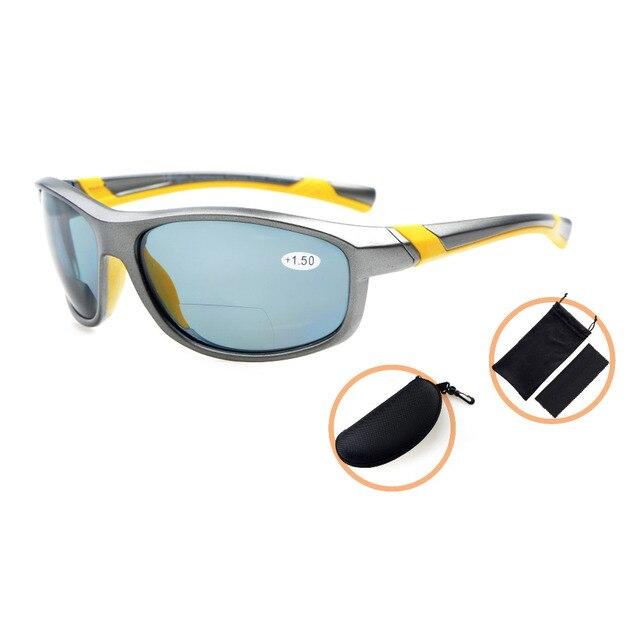 e68a255001e TH6170PGSG Eyekepper Polycarbonate Polarized Bifocal Sport Sunglasses For Women  TR90 Unbreakable +1.50 +2.0 +2.5