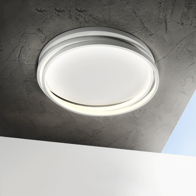 Postmodern LED Rings Ceiling Lamp Lighting Fixture