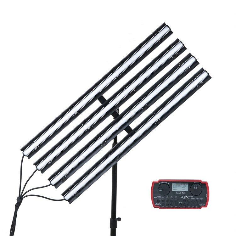 CAME-TV Boltzen Andromeda Slim lumière de tube LED 4 lumières Kit 3FT bi-couleur (3FT-B4)