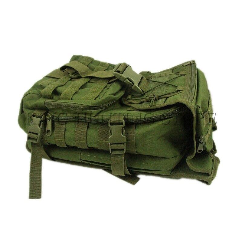 Ourdoor hommes imperméable Molle Trekking sac militaire 3 P tactique sac à dos femmes assaut Cordura sac de chasse sac - 4