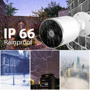 Image 5 - Tuya 똑똑한 생활 WiFi IP 사진기 1080P 가정 안전 옥외 사진기 야간 시계 적외선 양용 오디오