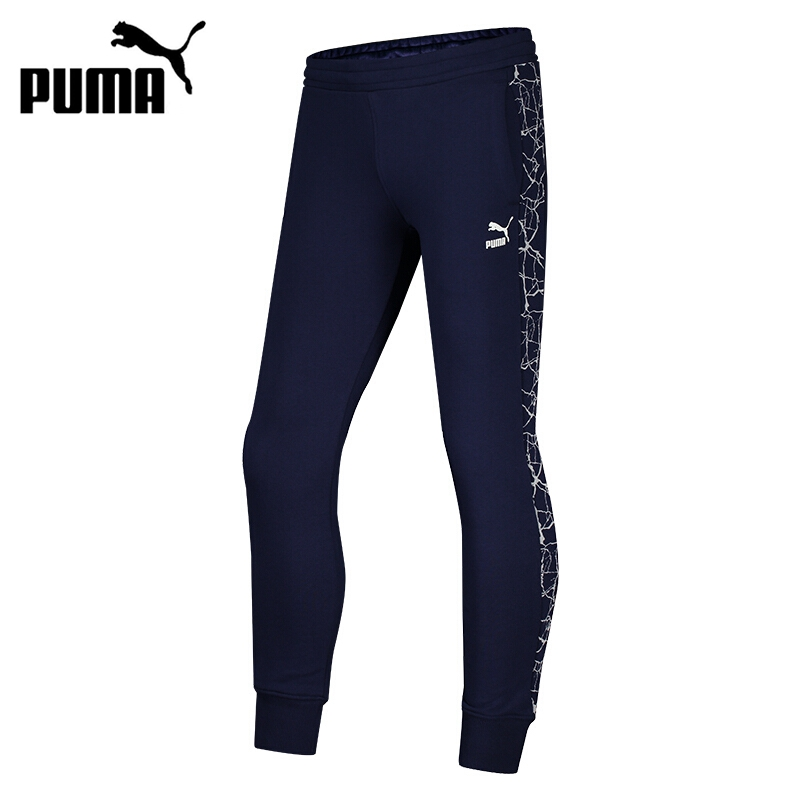 Original New Arrival 2017 PUMA Archive Graphic AOP T7 Men's Pants Sportswear original new arrival 2017 puma archive t7 track pants double knit men s pants sportswear