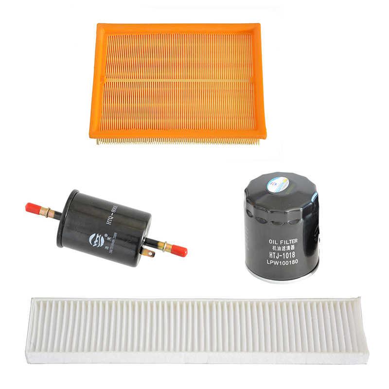 Автомобильный воздушный фильтр, масляный фильтр, топливный фильтр для ROEWE 550 / MG6 PHE000200 10002061 LPW100180 96335719