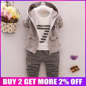 BibiCola 2018 baby boys clothing set aut...
