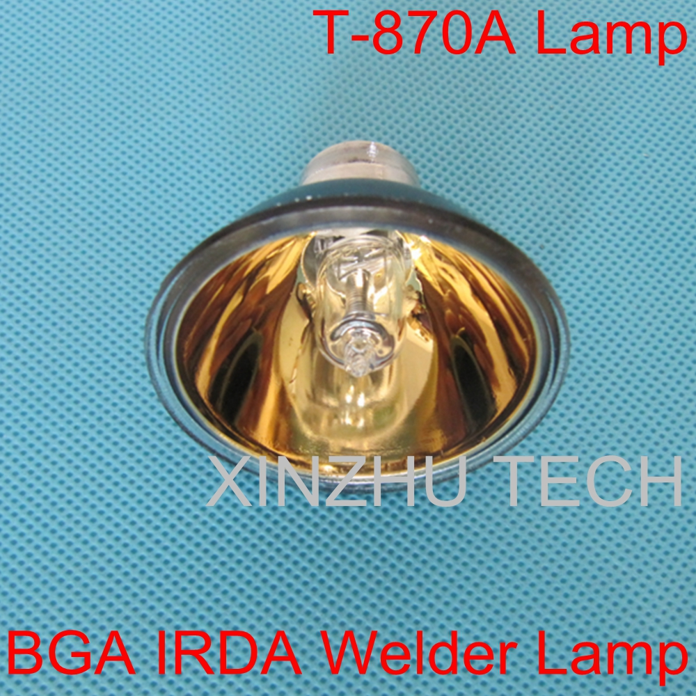 Orignal PUHUI T-870A BGA IRDA Welder Lamp Infrared Heating Rework Station Bulb T-870A Accessary Lamp kipling r kipling the man who would be king