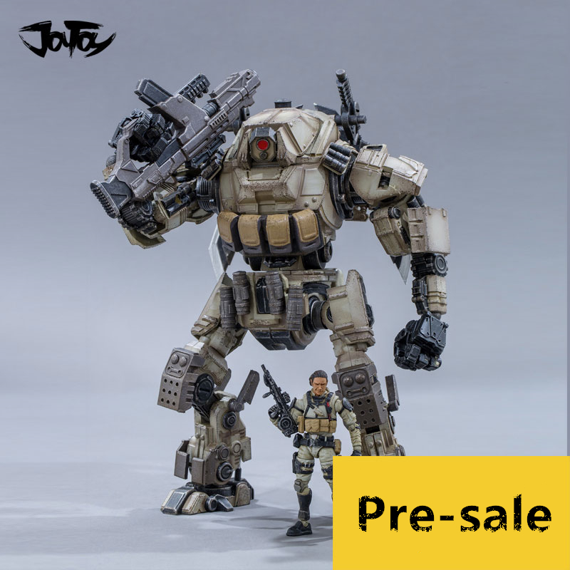 JOY TOY 1: 25 soldiers Action Figure robot mecha ZEUS MACHINE ARMOR Free shipping RD027 free shipping genuine joy toy 1 27 action figure robot military soldier set a birthday present simple packaging