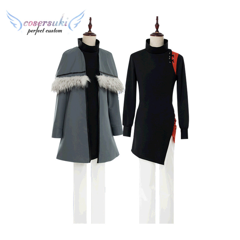 Fate Grand OrderFGO Kadoc Zemlupus Cosplay Costumes Cosplay Coat Perfect Custom for You