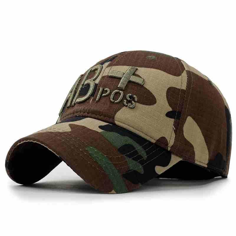 c095f3f1 2018 LTGFUR New Camo Flat Cap US Army Cap Men Baseball Cap Camouflage Mens  Snapback Bone Tactical Sport Hats For Adult-in Baseball Caps from Apparel  ...
