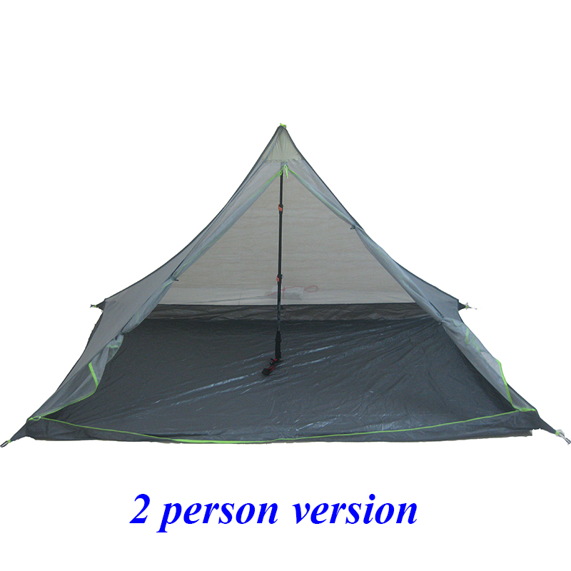 220*65/135*125 cm/ 220*135*125cm  ASTA 1 person/ 2 person  high quality summer outdoor camping mesh tent-in Tents from Sports & Entertainment    3