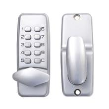 Цифровой механический кодовый замок клавиатуры пароль открытия двери замок