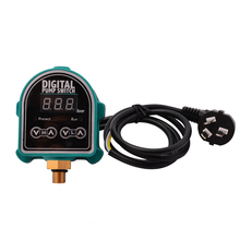цена на Mayitr 220V Digital LCD Water Pumps Pressure Switch Garden Gas Eletronic Controller Control Switch For Water Pump Supplies