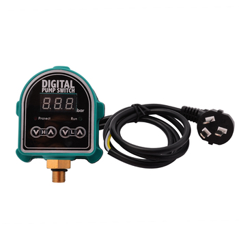 Mayitr 220V Digital LCD Water Pumps Pressure Switch Garden Gas Eletronic Controller Control Switch For Water Pump Supplies automatic lcd digital water pump pressure control switch eletronic pressure controller for water pump 220v 10a ip466 g1 2 page 6