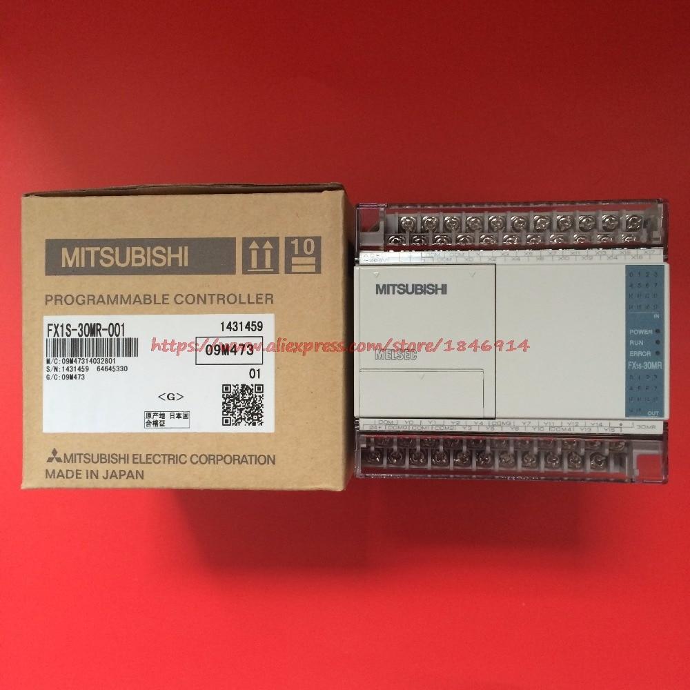 MITSUBISHI PLC Programming Controller FX1S 10MR 001 14MR 20MR 30MR MT