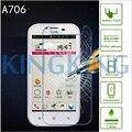 Para lenovo a706 protector de pantalla de cristal templado 9 h 0.26mm 2.5 9 h hd clear película protectora de seguridad en un 706