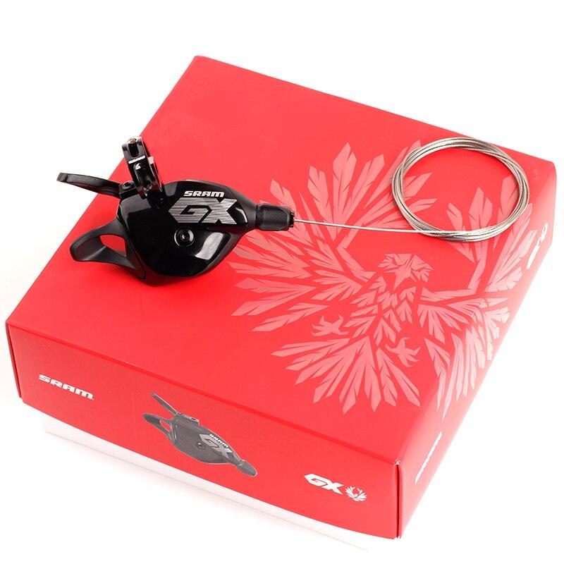 Оригинальный посылка SRAM GX Орел 12 s скорость триггерный переключатель передач рычаг MTB Велосипедный спорт часть велосипедный переключатель ...