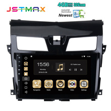 10.2″ Android 8.0 Car GPS Radio Player for Nissan Teana Altima 2013 2014 2015 with Octa Core 4GB+32GB Auto Stereo Navi