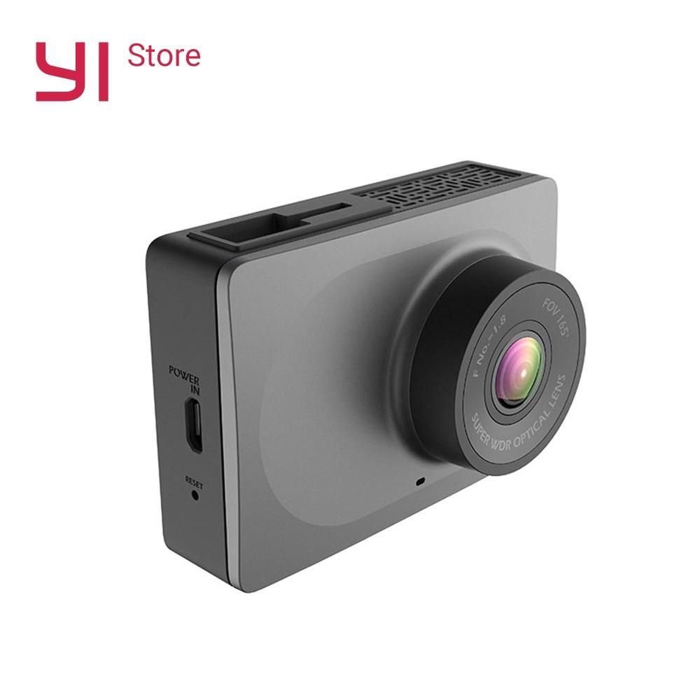 YI смарт-dash Камера Wi-Fi Ночное видение HD 1080 P 2,7