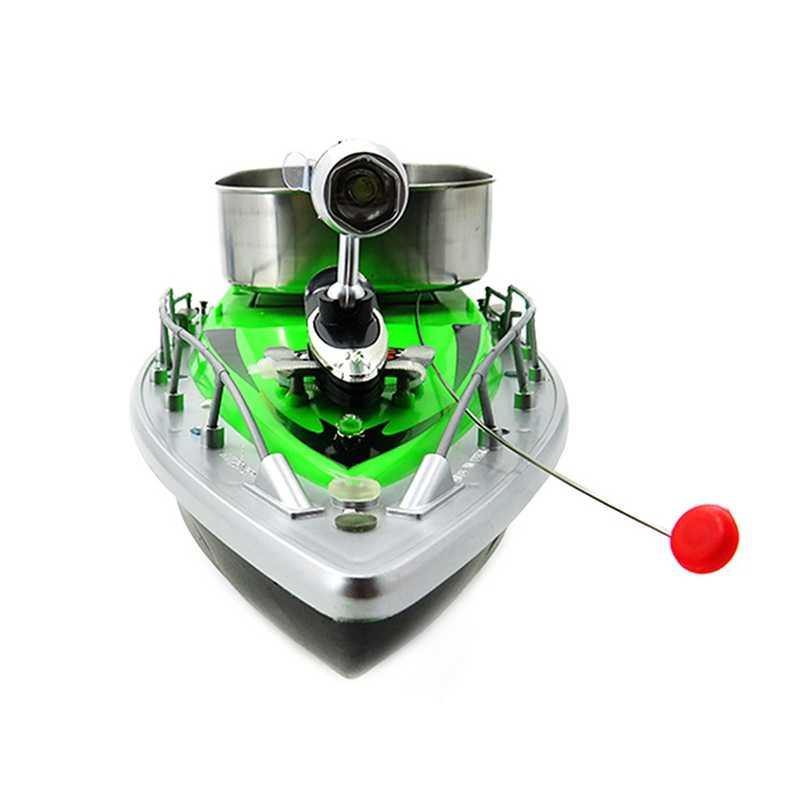 ABLD-Ul Вилка лодка Интеллектуальная Беспроводная электрическая Rc лодка для доставки прикорма и оснастки дистанционное управление рыболокатор корабль прожектор Rc