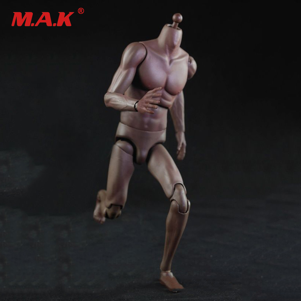 1/6 Scale Black Skin Color Super Sports Male Movable Body Figure NO.T01 High Version 28.5cm Collections1/6 Scale Black Skin Color Super Sports Male Movable Body Figure NO.T01 High Version 28.5cm Collections