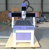 T solt Рабочий стол Деревообрабатывающая гравировальная машина 6012 cncrouter 3 aixs, станки с ЧПУ для дерева
