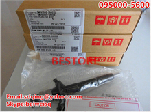 Genuine common rail injector 095000-5600 1465A041 for L200