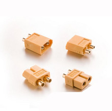 2000pair lot by dhl fedex tnt ups Male Female XT60 bullet Connectors Plugs For RC Lipo