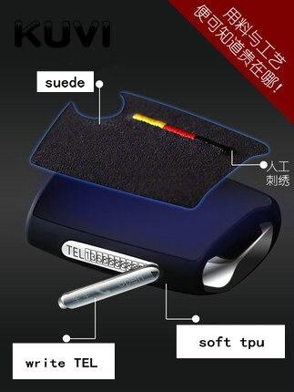 lowest price Genuine Leather Car Key Cases For Renault Clio Talisman Megane Scenic Kadjar Captur Koleos Smart Remote Fob Shell Cover