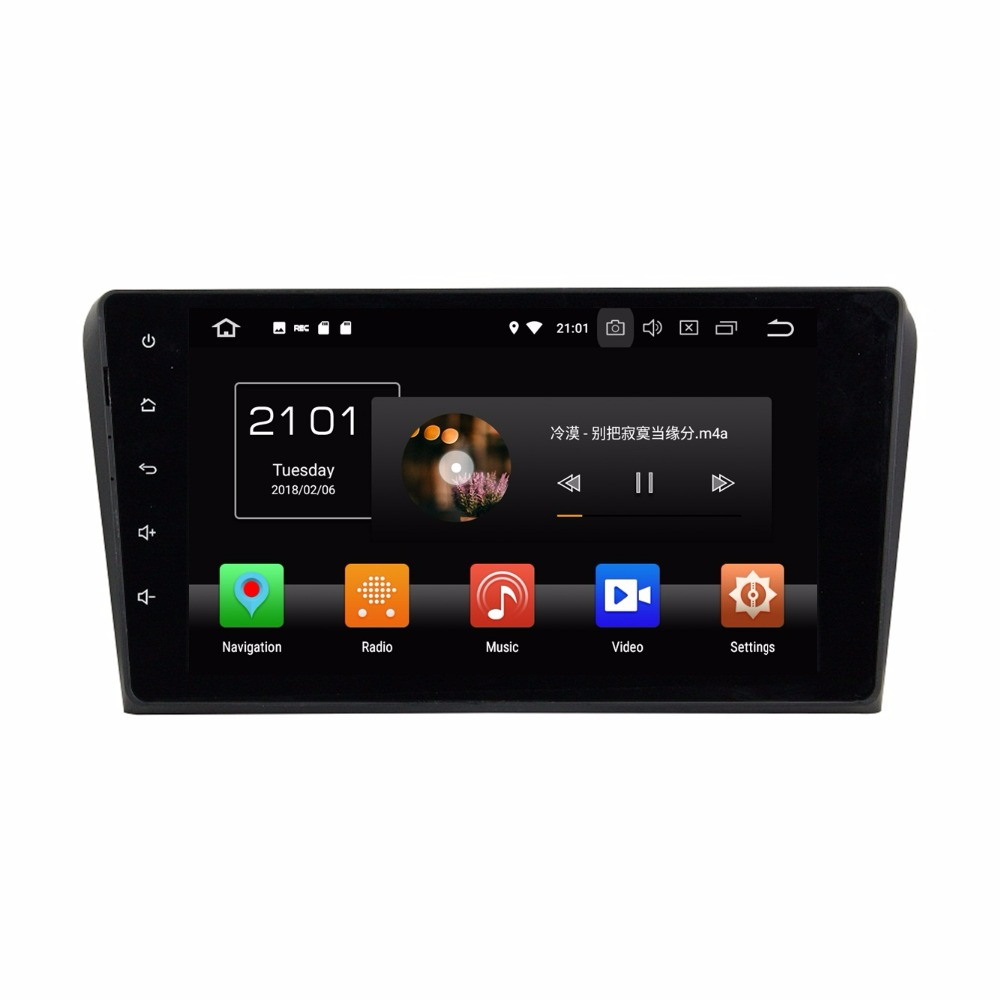 4GB RAM Octa Core 9 Android 8 0 Car Stereo DVD font b Multimedia b font