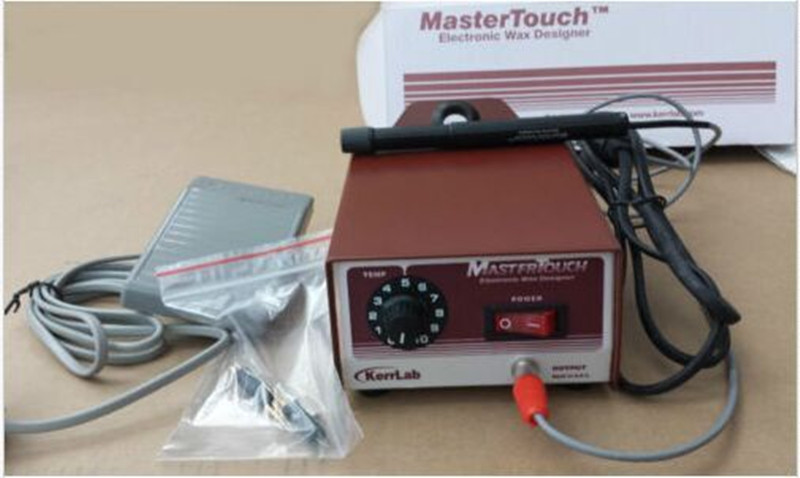 Jewelry Tool Deluxe Wax Welder /& Jewelry Stone Gold Welding Machine Master Touch