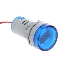 AC 220V 0-100A цифровой амперметр 22 мм дисплей монитор измеритель тока тестер инструменты