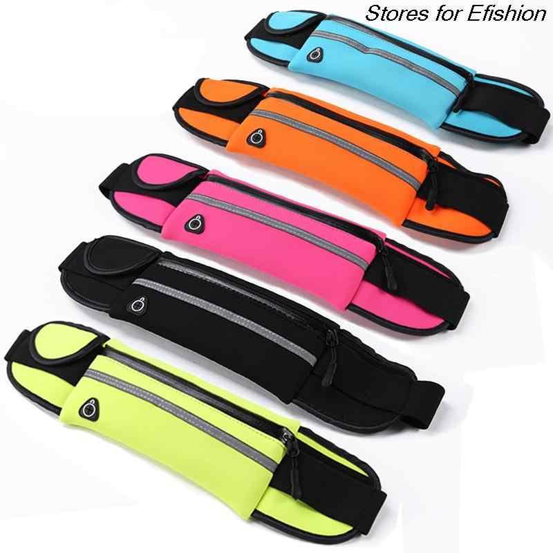 الخصر حزام الجري الركض حقيبة الحقيبة حالة تغطية الهاتف لسامسونج غالاكسي a5 A310/a510/A710/a910/a9 برو/على 5/على 7 c5 c7