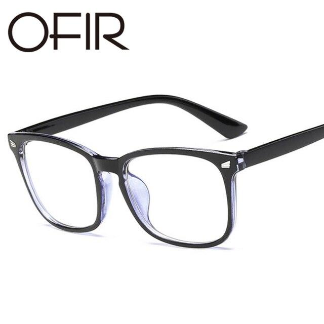 OFIR 2018 New Popular Computer Glasses Frame Women Men Anti blue ...