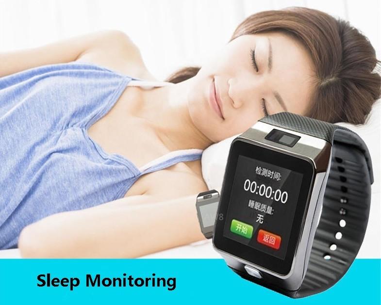 AW8 Sleep Monitoring