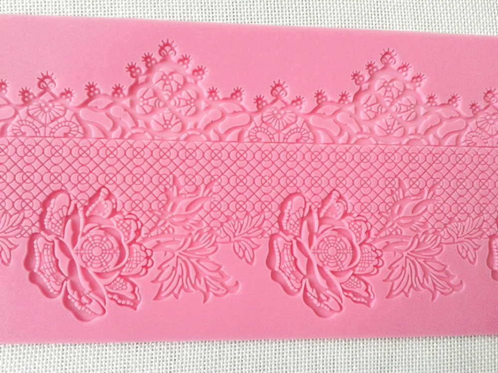 MX069 Роза гүлі Кружево мыль - Тағамдар, тамақтану және бар - фото 2