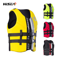 Adult life jacket vest drifting surfing men and women snorkeling fishing lifesaving vest EPE buoyancy cotton