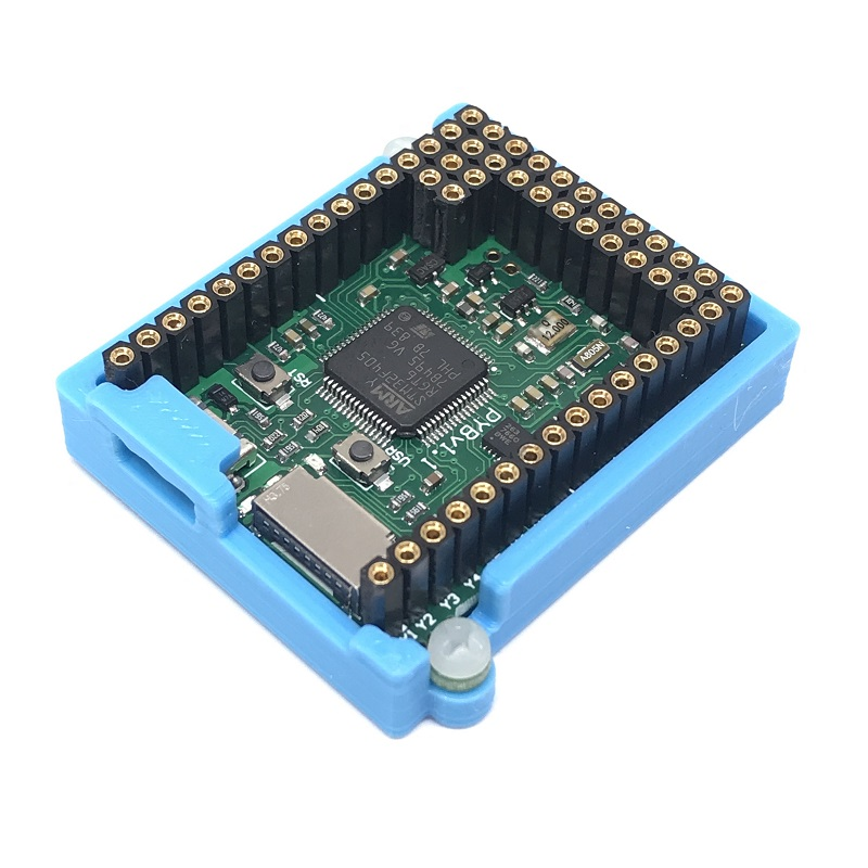 Image 2 - MicroPython development board PyBoard v1.1 STM32F405RG-in Replacement Parts & Accessories from Consumer Electronics