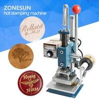 5 cm x 7 cm Druk Tłoczenie Folią na Gorąco Maszyna maszyna tłoczenie Folią na gorąco, maszyna płaskorzeźba